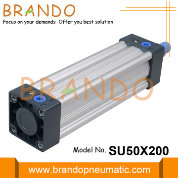 Airtac Type SU50X200-S Pneumatic Air Cylinder Double Acting