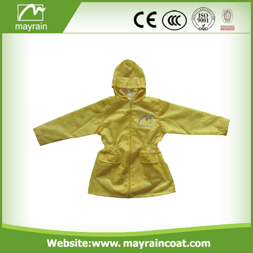 Winter PVC Outdoor Jacket