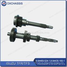 Conjunto de eje superior y contraflecha TFR / TFS genuino Z = 16 8-94469-524-1,8-94435-160-1