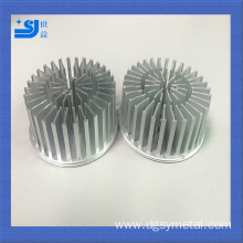 Heat sink Aluminum Profile Extrusion