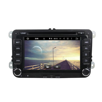 7INCH SCREEN CAR DVD PER CADDY