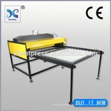 Máquina de pressão hidráulica de sublimação de tinta de grande formato automática à venda