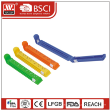 Haixing plastic bag clip,seal clip,airtight clip,pp clip,food clip,colourful plastic clip