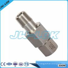 Stainless steel screw fittings