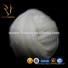 Worsted Quality Cashmere Goat The Wool Fibers To