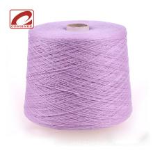 máquina de confecção de malhas misturadas fio de camisola