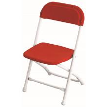 Cadeira dobrável plástica para crianças