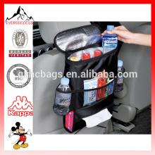 Vente chaude voiture siège appuie-tête organisateur de voyage bagages et sacs de voiture
