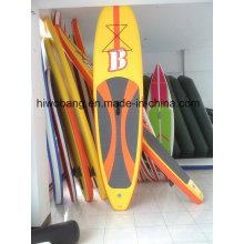 Популярная надувная доска для серфинга с веслом, Sup Board
