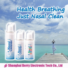 Pulverizador Nasal Care inclui água fisiológica do mar
