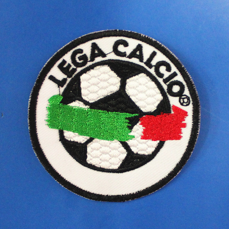 Embroidery Logo Soccer Patches