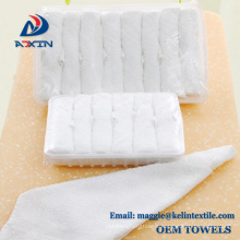100% Cotton 7-50g airline refreshing towel aviation hand towel airline disposable towel 100% Cotton 7-50g airline refreshing towel aviation hand towel airline disposable towel
