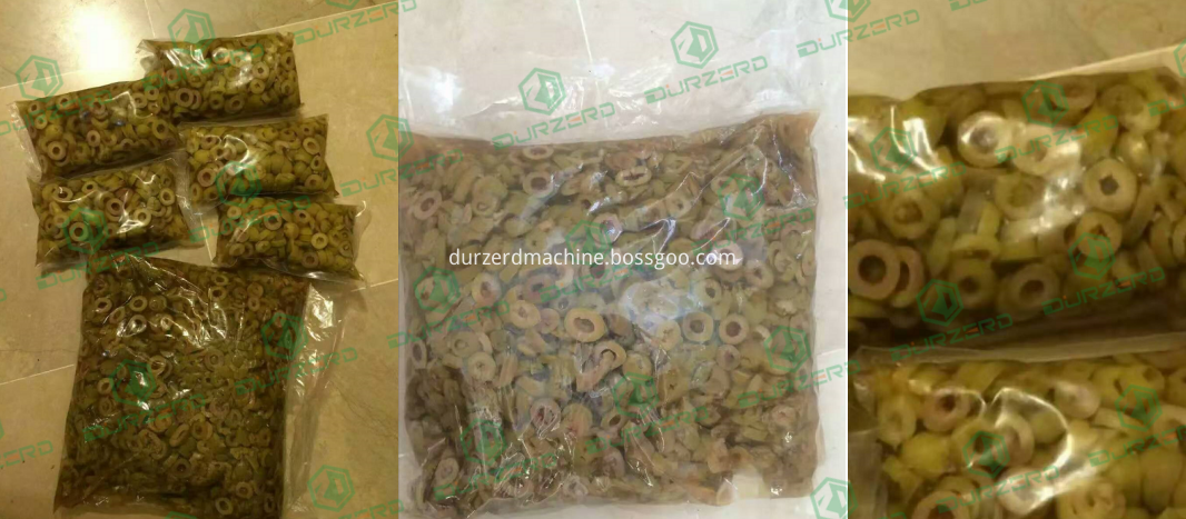 Oil Pouch Packing Machine