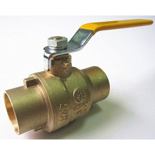 fully welded ball valves with lead free (sweat*sweat) lower price CUPC