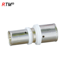 A17 4 14 pneumatic fitting press straight connector weld pipe fittings