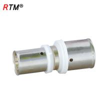 A17 4 14 encaixe de pressão pneumática conector reto acessórios para tubos de solda