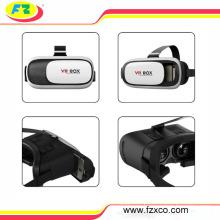 2016 Fashion Headset Virtual Reality Vr Headset Reality Best 3D Headset