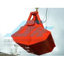 28Т Электрогидравлический грейферный грейфер для массовых грузов