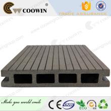 Revestimento de madeira de engenharia / Terraço exterior WPC Pavimento / Pavimento WPC