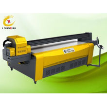 Lr-2513 UV Flatbed Printer with 5 Seiko Spt1020 Print Heads