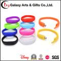 Movimentação colorida do flash de USB do silicone de Pendrive da vara de USB do punho do bracelete 16GB