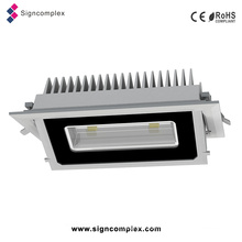 Signcomplex 5730SMD 20W Square LED Downlight Retrofit with CE RoHS