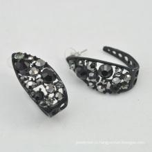 VAGULA Оптовая горячие продажи кристалл Rhinestone женщин мода серьги