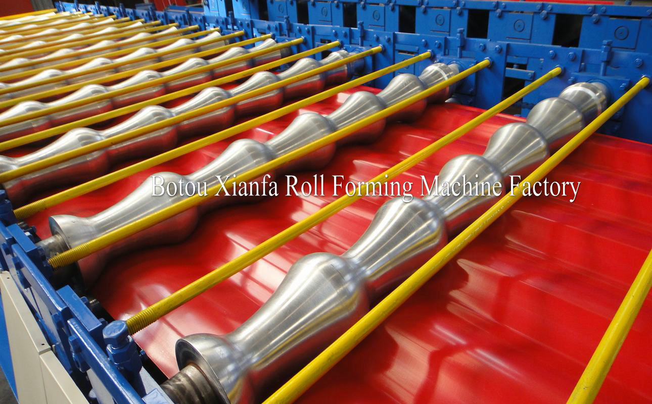 rolling machine roller