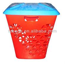 Plastic Laundry Basket injection mould