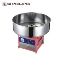 Máquina eléctrica industrial del caramelo de algodón del fabricante profesional chino
