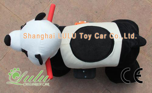 Ride panda batterie voiture