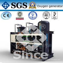 Оборудование для производства газообразного кислорода (ПО)
