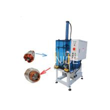 Machine d'expansion automatique de bobine de stator compresseur / Machine de pré-formage