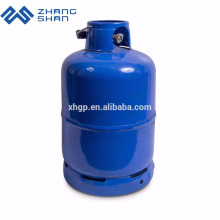 4.5kg Accueil utilisé des réservoirs de gaz de cylindre de GPL Turquie