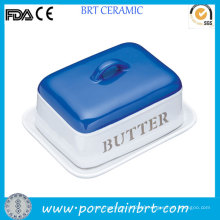 Modern Kitchen Decoration Butter Dish with Lid