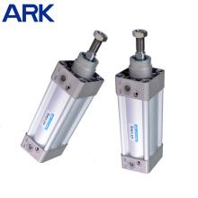 Si Single Acting Aluminum Air Pneumatic Cylinder