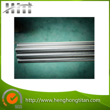 ASTM B348 titane et barre d'alliage de titane