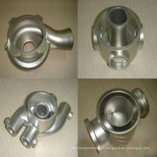 Pompe de coulée de cire perdue d'investissement de précision d'acier inoxydable