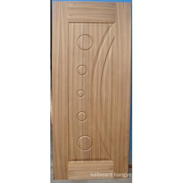 Natural Wood Veneer Door Skin of Teak