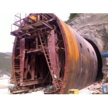 Steel Pipe Pillar for Metro Corollary Equipment