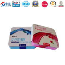 Mould Existing Metal Chewing Gum Box for Mint Packaging