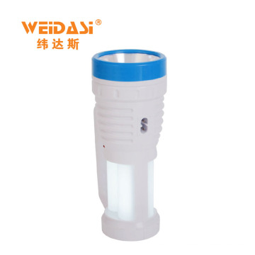 emergency rechargeable led bright torch light model with CE RoHS Certificate