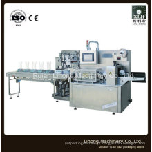 4 lateral - máquina de embalagem médica das luvas do selo