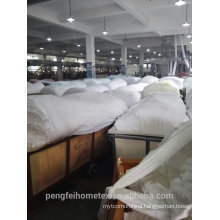 Soft quality turkey dyed polyester fabric for hotel