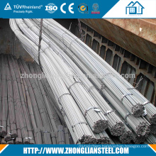 ASTM a615 g40 g60 Reinforcing deformed iron bar