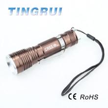Long Beam T6 Led Super Capture Torch Led Lampe de poche