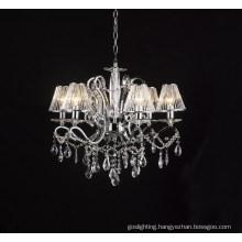 Hotel Room Crystal Modern Chandelier Lamp (cos9199)