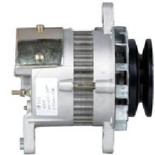 Favoritos Comparar alternador Komatsu Lift Trucks usado en PC60 / 4D95, NIKKO 0-33000-5480, 0-33000-5510, 0-33000-5700, LESTER 12253,