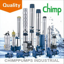 Multistage Centrifugal Submersible Water Pumps