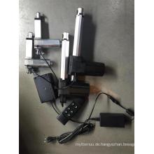 4pcs Linear Aktuatoren für medizinische/Elektro Bett 24V DC